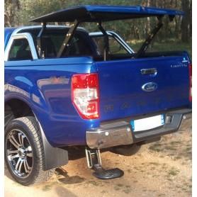 Marche-pieds escamotable pour Ford Ranger à partir de 2012