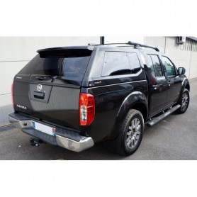 "Hard Top ""LUX"" TYPE E for Navara Double Cabin (Long Benne)"