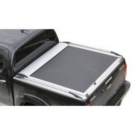 Cover Benne Rideau Slide Without Arceau Toyota Hilux Vigo in Double Cabin from 2012 to 2015