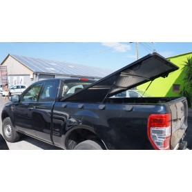 Benne Aluminium Ranger Cover - Super Cabin from 2012