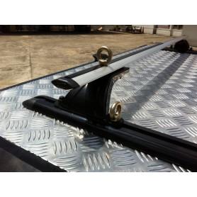 Jeu de barres coulissantes pour Hard Top SJS et Couvre Benne aluminium