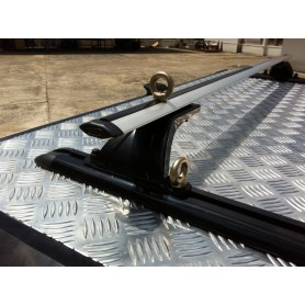Sliding Bars for Hard Top SJS Fleet Runner Covers Alu Benne