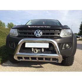 Pare Buffle Inox avec 5 Griffes pour Volkswagen Amarok