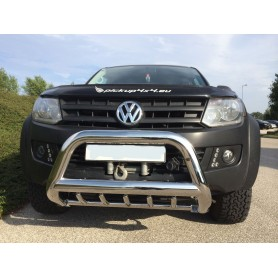 Pare Inox Buffalo with 5 Claws for Volkswagen Amarok