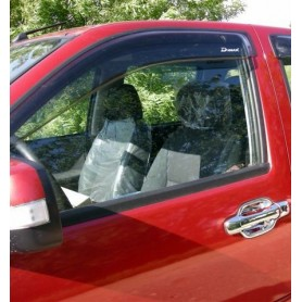 Dmax Air Deflector Kit - Space Cacine from 2007 to 2011