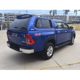 Hard Top SJS Centralised Glass Prestige Toyota Hilux Revo in Double Cabin from 2016