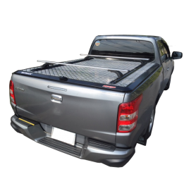 Cover Alu L200 Triton Club cab 2016