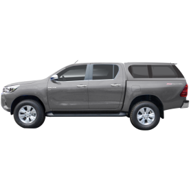 Hard Top Luxury Type E Glassed Toyota Hilux Revo in Double Cabin from 2016