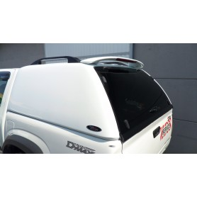 Hard top SJS Commercial Version D Max - Crew Cabin from 2007 to 2011