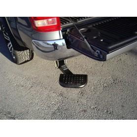 Marche-pieds escamotable Isuzu DMAX 2012