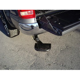 Isuzu DMAX 2012 retractable foot walker