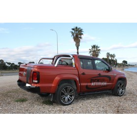 Benne Classic Cover with Volkswagen Amarok Bow