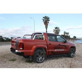 Couvre Benne Classic avec arceau Volkswagen Amarok