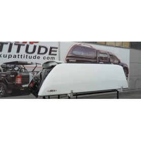 Hard top SJS Commercial Version D Max - Space Cabin from 2007 to 2011