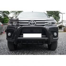 Parebuffle noir avec 5 griffes pour Toyota Hilux Revo à partir 2016