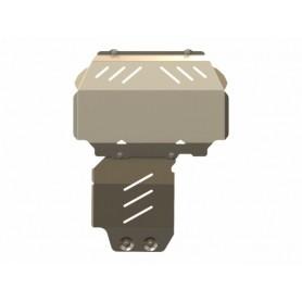 Protège moteur et carter alu pour Ford Ranger T6