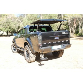 Marche-Pieds Escamotable Ford Ranger à partir de 2012