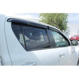 Déflecteurs de porte Toyota Hilux Revo Double Cabine à partir de 2016