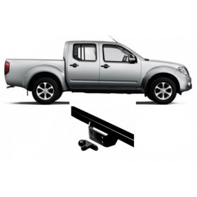 Hitch for Nissan Navara D40