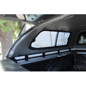 "Hard top ""Prestige"" for Navara NP300 King Cabin"