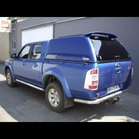 Hard Top Non Vitré SJS Commercial Ranger - Double Cab de 2007 à 2011