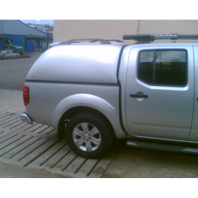 "Hard Top""SJS Prestige"" commercial (uncurred) for Navara D40 Double Cabin"