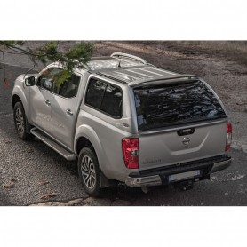 "Hard Top glazed ""SJS Prestige"" for Navara NP300 Double Cabin"