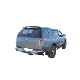 "Hard Top glazed ""SJS Prestige"" for Fiat Fullback 2016 Double Cab"