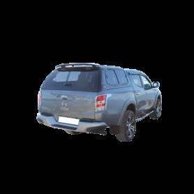 "Hard Top vitré ""SJS Prestige"" pour Fiat Fullback 2016 Double Cabine"