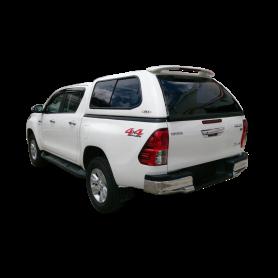 """Hard Top glazed """"SJS Prestige"""" for Toyota Hilux Revo 2016 Double Cab"""