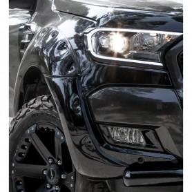 Elargisseurs d'Ailes pour Ford Ranger Super Cabine à partir de 2016