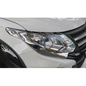 """Lighthouses and Lights"" chrome embellishment kit for L200 Triton 2016"
