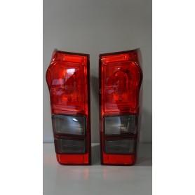 """Crystal Rouge"" taillight kit - Isuzu D-MAX 2012 LED"