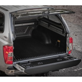 Benne Ferry With Navara NP300 Double Cab ledges - from 2016