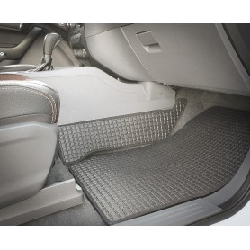 9-piece cabin mat - Navara NP300 Double Cab - from 2016
