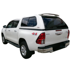 Hard-Top SJS Prestige Vitré Hilux Revo Extra Cab à partir de 2016