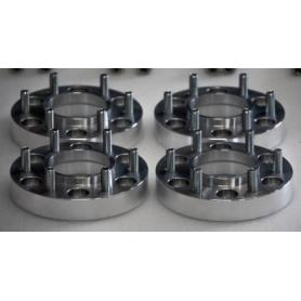 Track Expanders for Volkswagen Amarok
