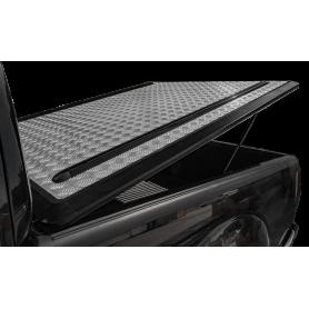 Couvre tonneau aluminium outback extra cabine Toyota Hilux Revo à partir 2016