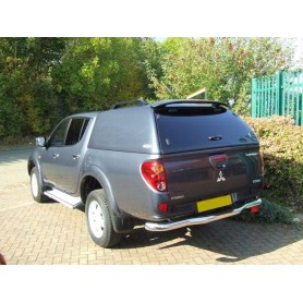 Hard Top SJS Commercial Version L200 - Double Cab from 2010 to 2015