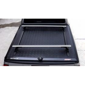 Couvre Benne Aluminium OUTBACK Noir Pour Mercedes Classe X