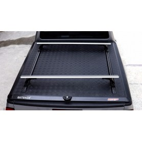 Cover Benne Aluminium OUTBACK Black For Mercedes X-Class