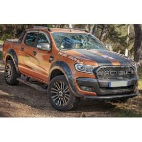 A Vendre - Ford Ranger Wildtrak 2018 - Double Cabine