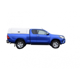 Hard Top Force E Toyota Hilux Revo in Double Cabin from 2016