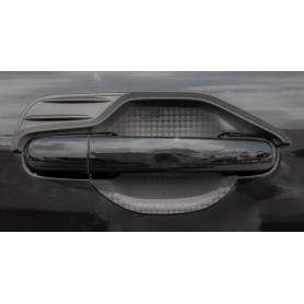 Ford Ranger Carbon Effect Handle Embellishment Kit