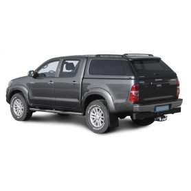 """Hard Top """"LUXE TYPE E"""" pour Hilux Double Cabine"""