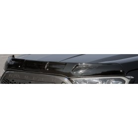 FORD RANGER hood deflector from 2016