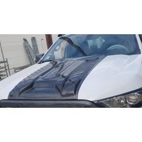 Hood embellishment for FORD RANGER from 2016 to early 2019