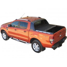 Ford Ranger Wildtrak Double Cab Sliding Curtain - from 2016