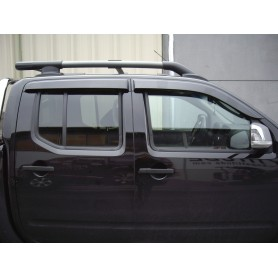 Double Cabin Window Deflectors