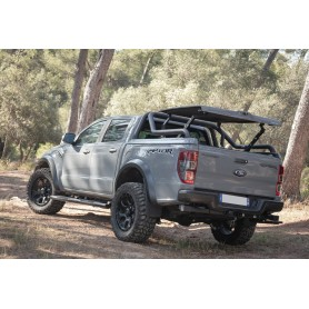 Cover Benne Multiposition Ranger - Raptor Double Cab from 2012